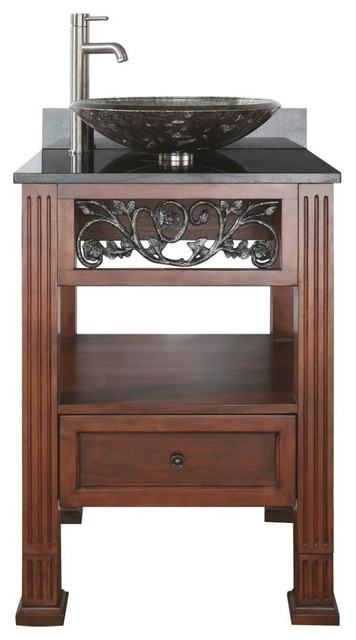 Avanity Napa 24 In Vanity Combo Traditional Bathroom