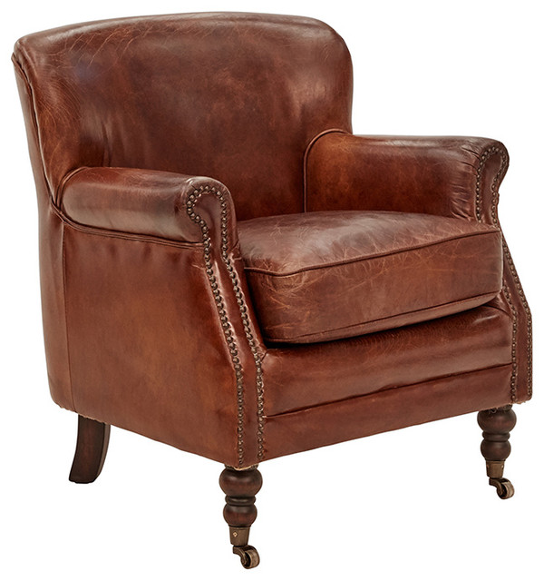 Ralston Armchair - Traditional - Armchairs & Accent Chairs ...