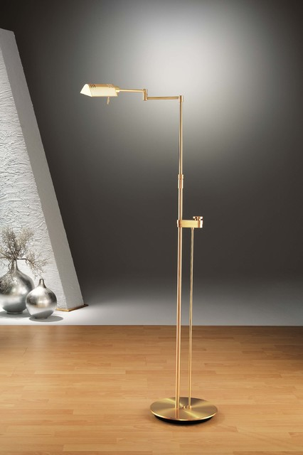 6317sld Reading Floor Lamp Modern Floor Lamps By
