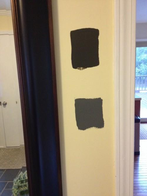 Help Choosing Paint Color