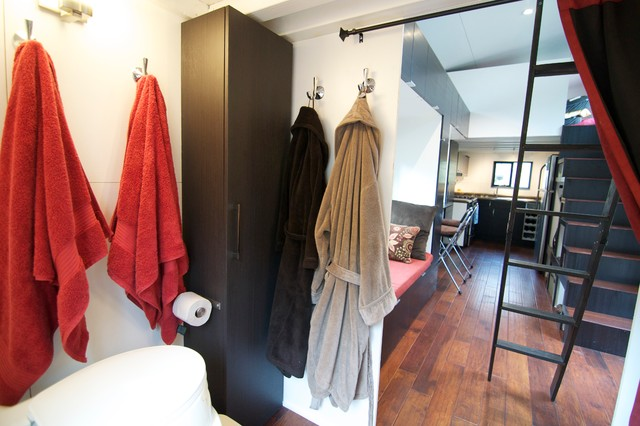 """The Morrison """"hOMe"""" Tiny House - Modern - Bathroom - other metro - by ..."""