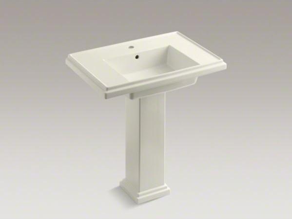 Tresham Pedestal Sink : KOHLER Tresham(R) 30