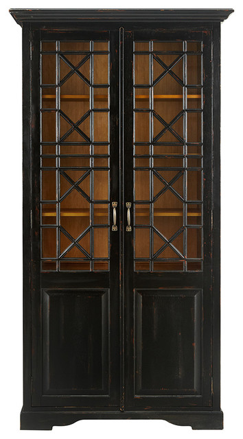 Taja Belle Tall Cabinet - Traditional - Storage Cabinets - by Arhaus