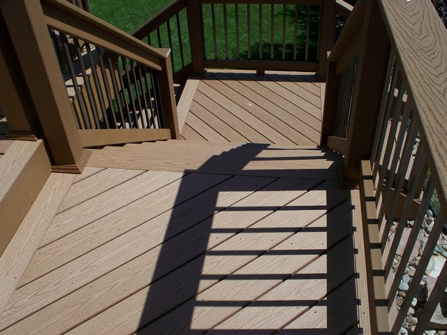Trex timbertech mix other metro by decks unlimited llc for Home designs unlimited llc