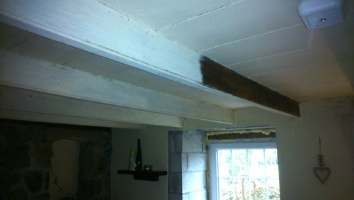 Lighting Issue For Low Ceiling With Beams