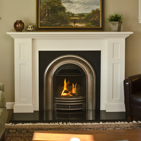 Portrait Classic Arch Zero Clearance Fireplaces