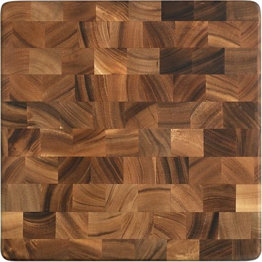 dark wood chopping board 2