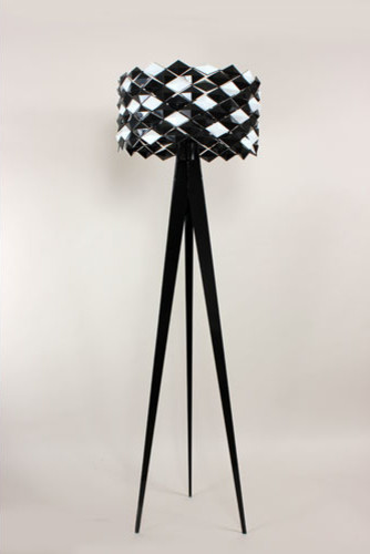 black jack floor lamp contemporary floor lamps by bellacor. Black Bedroom Furniture Sets. Home Design Ideas