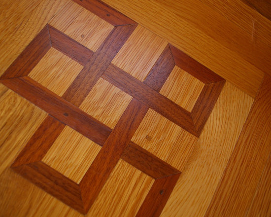 Wood Floor Border Home Design Ideas Pictures Remodel And