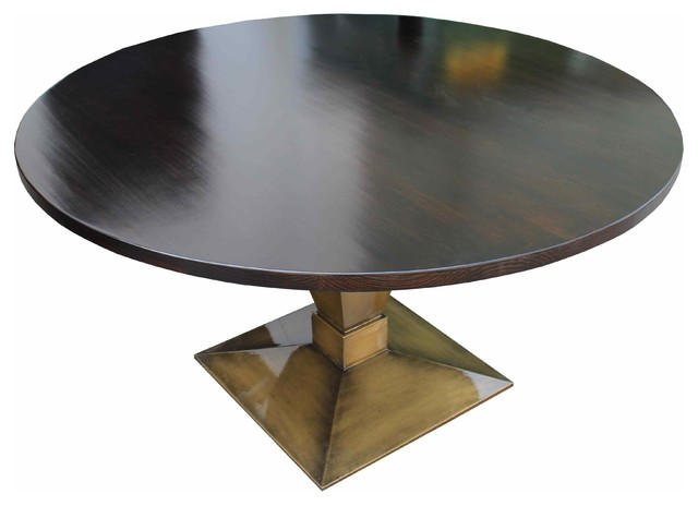 Hollywood Table Modern Dining Tables by Mortise  : modern dining tables from www.houzz.com size 640 x 464 jpeg 33kB