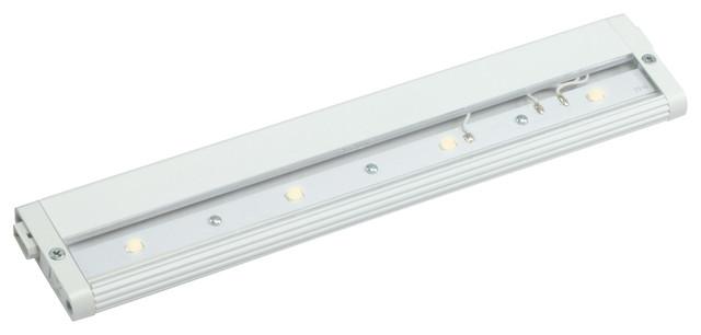 Kichler Lighting 12313WH27 Modular Led Cabinet Lighting In White Contempora
