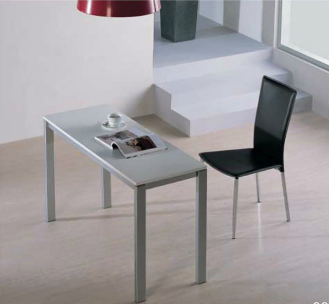 Pop out table modern dining tables vancouver by for Modern dining chairs vancouver