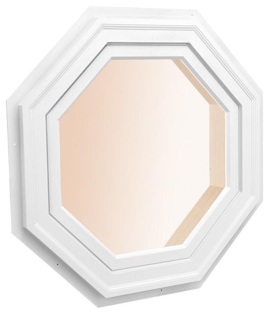 Octagon Accent Windows