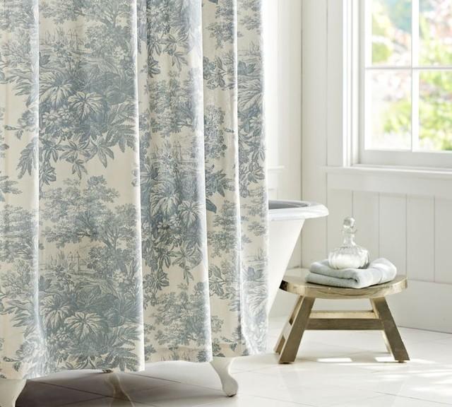 Matine Toile Shower Curtain