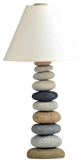 Cairn Rock Lamp