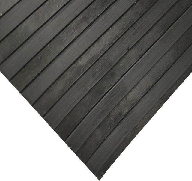 Wide Rib Rubber Floor Mat 1 8 Inchx3 Wide Rubber Runner