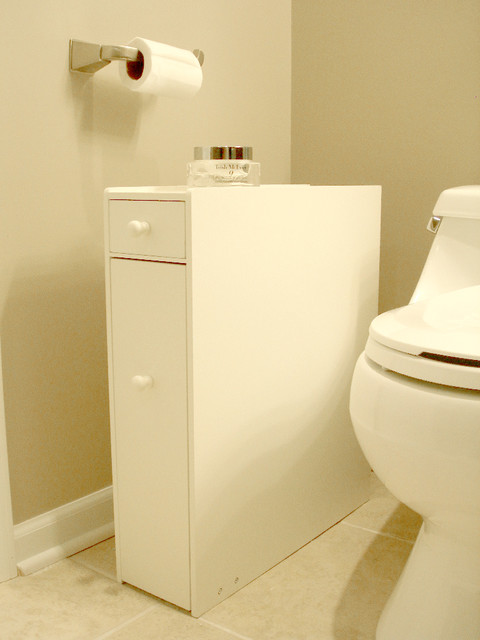 Bathroom Floor Cabinet - Modern - Bathroom Cabinets And ...