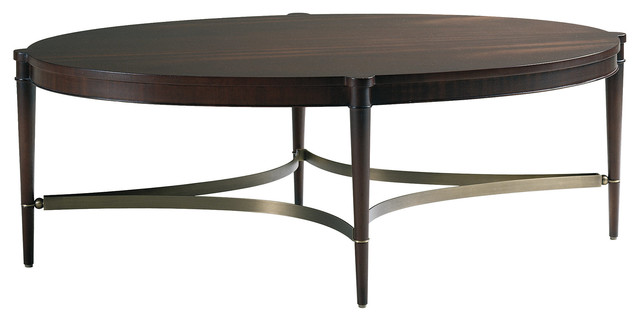 The Thomas Pheasant Collection Olivia Coffee Table