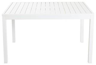table mi haute batang contemporain table de jardin par castorama. Black Bedroom Furniture Sets. Home Design Ideas