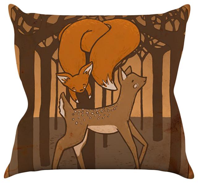 Throw Pillows 26 X 26 : Jaidyn Erickson