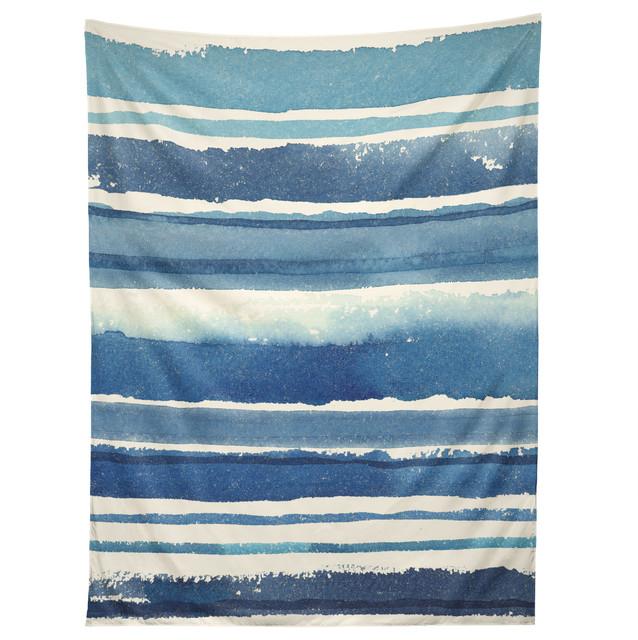 deny designs kerri satava caribbean shore tapestry modern wandteppiche. Black Bedroom Furniture Sets. Home Design Ideas