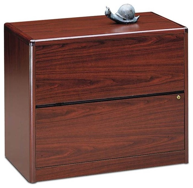 HON 10700 Series Lateral File (with core removable lock) - Contemporary - Desks And Hutches - by ...