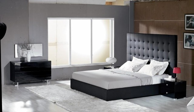 Unique Leather Luxury Bedroom Set Contemporary Bedroom Furniture Sets Miami By Prime
