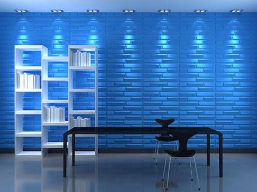 3d wandpaneele. Black Bedroom Furniture Sets. Home Design Ideas