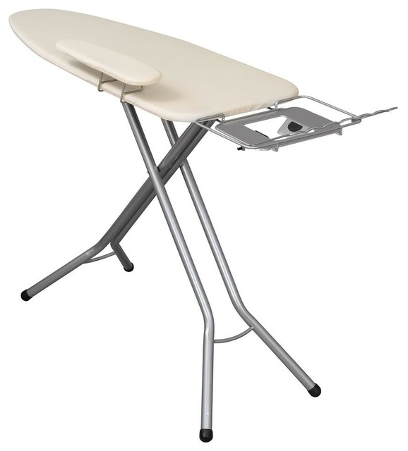 Mega Ironing Board With Sleeve Attachment - Contemporary - Ironing Boards - by ShopLadder