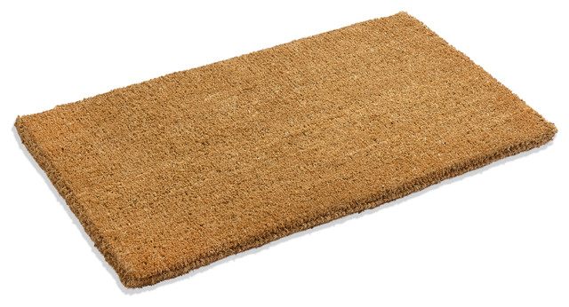 Outdoor Coco Coir Natural Doormat 18 Quot X30 Quot Traditional