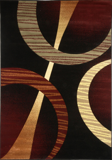 Home dynamix evolution area rug collection modern rugs for Area rugs new york