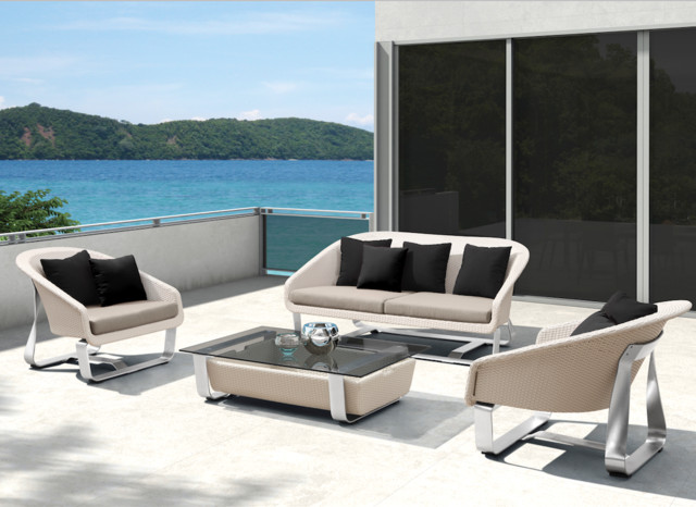 outdoor living higold smart lounge set contemporary
