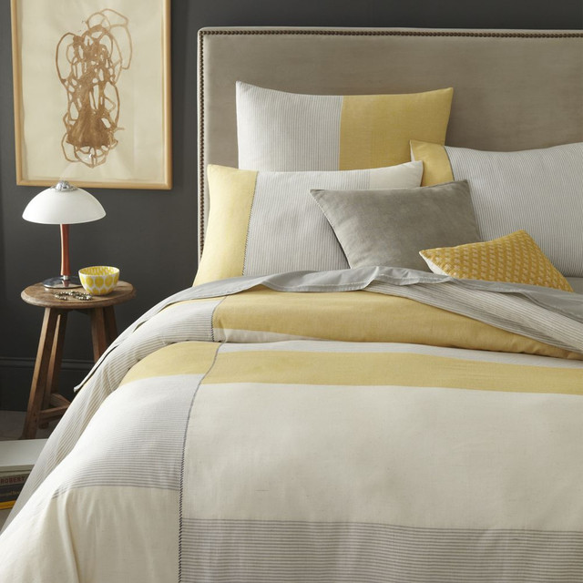 Find striped duvet covers at ShopStyle. Shop the latest collection of striped duvet covers from the most popular stores - all in one place. Top colors For striped duvet covers Yellow striped duvet covers White striped duvet covers Ribbon-stripe duvet cover woven in Europe of viscose/polyester. Dry clean. 90