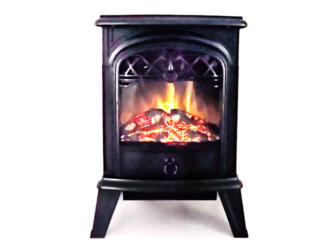 Aspen Electric Fireplace Heater Small Fireplaces By Proman Products