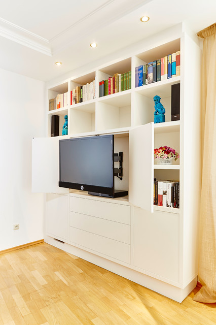 tv hifi schrank harlaching individualanfertigung. Black Bedroom Furniture Sets. Home Design Ideas