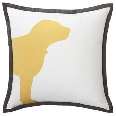 Curry Buddy Pillow - Traditional - Decorative Pillows - by Serena & Lily