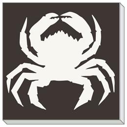 m337 crabe martine murat mediterran wand. Black Bedroom Furniture Sets. Home Design Ideas