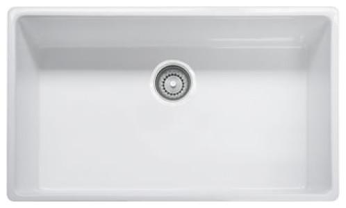 33 Farmhouse Sink White Single Bowl : ... Fronts 33