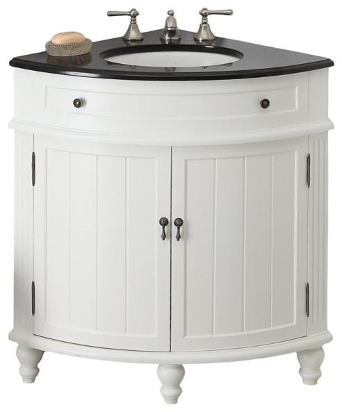 Thomasville 24 Inch Bath Sink Vanity Cf 47533gt Beach Style Bathroom Vanities And Sink Consoles