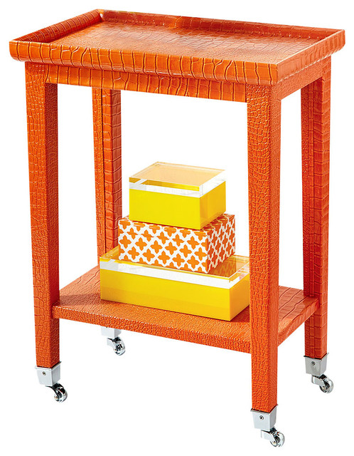 Orange cote d 39 azure phone table transitional side for K y furniture lebanon pa