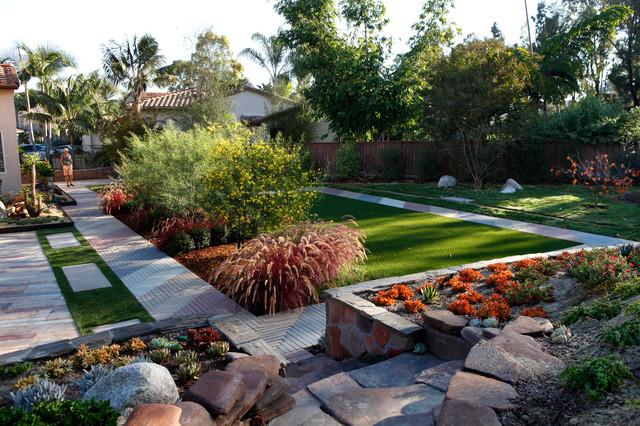 Garden Design With Backyard Landscape Design, Carlsbad, CA Modern Landscape  San With How To