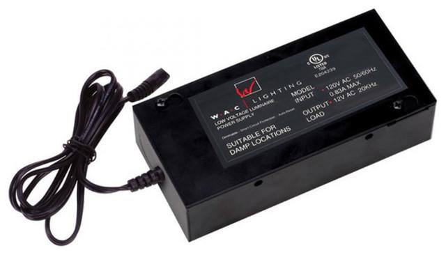 ... Input 24V DC Output 60 Watt - Undercabinet Lighting - by WAC Lighting