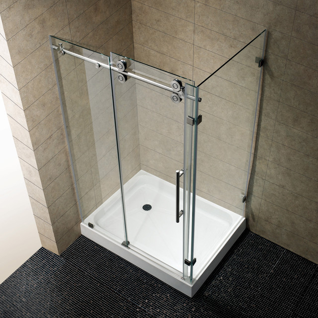 Vg6051stcl48 36 X 48 Frameless Rectangular Shower
