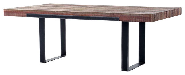Ulla 84 dining table rustico mesas de comedor for Muebles ulla