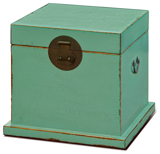 Ming Design Trunk - Asian - Accent Chests And Cabinets - by China Furniture and Arts