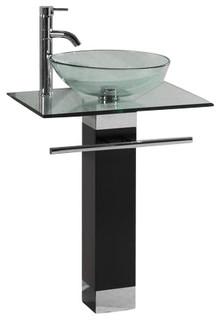 contemporary bathroom vanity bauhaus look waschtische. Black Bedroom Furniture Sets. Home Design Ideas