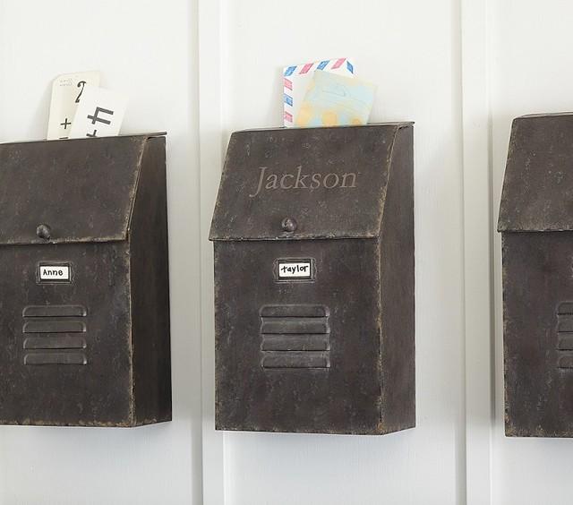 Galvi Mailbox Industrial Kids Decor By Pottery Barn Kids