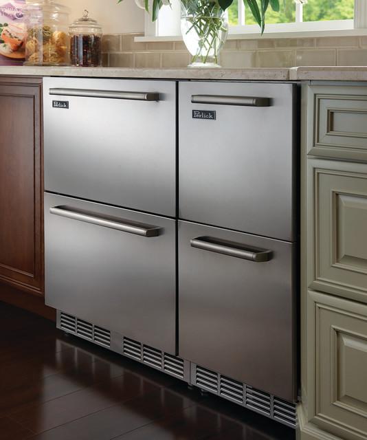 "Perlick 24"" Signature Series Freezer Drawers and 15"" Refrigerator Drawers - Kitchen - Milwaukee ..."