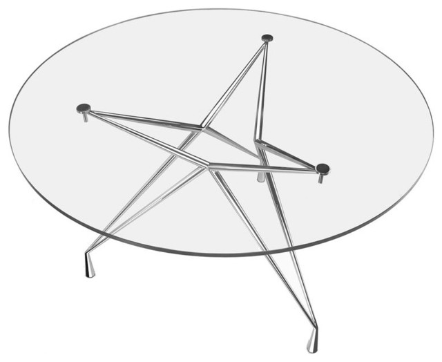 Table ronde polo parri contemporary dining tables by for Table ronde 52