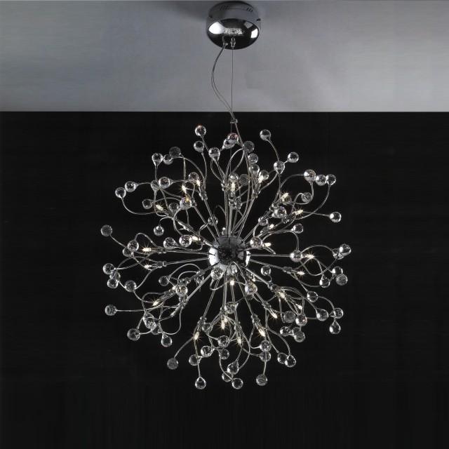 Brizzo Sfera Modern Crystal Chandelier Modern Chandeliers Toronto By Brizzo Lighting
